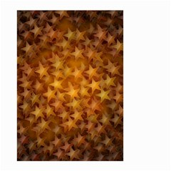 Gold Stars Small Garden Flag (Two Sides)