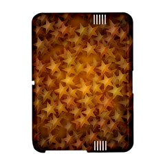 Gold Stars Kindle Fire HD Hardshell Case