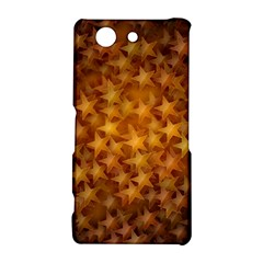 Gold Stars Sony Xperia Z3 Compact