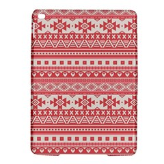 Fancy Tribal Borders Pink iPad Air 2 Hardshell Cases