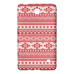 Fancy Tribal Borders Pink Samsung Galaxy Tab 4 (8 ) Hardshell Case