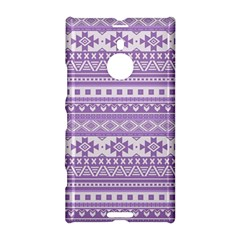 Fancy Tribal Borders Lilac Nokia Lumia 1520