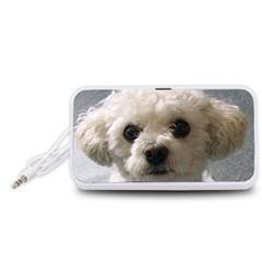 Bolognese Portable Speaker (White)