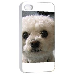 Bolognese Apple iPhone 4/4s Seamless Case (White)