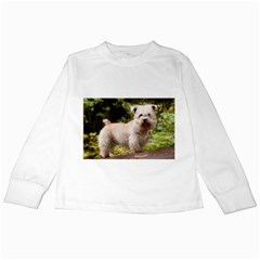 Glen Of Imaal Full wheaton Kids Long Sleeve T-Shirts