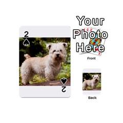 Glen Of Imaal Full wheaton Playing Cards 54 (Mini)