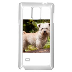 Glen Of Imaal Full wheaton Samsung Galaxy Note 4 Case (White)