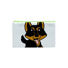 Lancashire Heeler Cartoon Cosmetic Bag (XS)