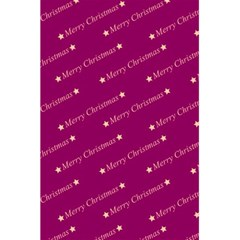 Merry Christmas,text,bordeaux 5.5  x 8.5  Notebooks
