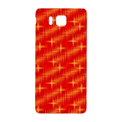 Many Stars,red Samsung Galaxy Alpha Hardshell Back Case