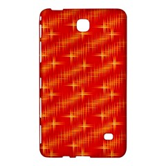 Many Stars,red Samsung Galaxy Tab 4 (7 ) Hardshell Case