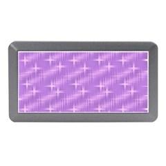 Many Stars, Lilac Memory Card Reader (Mini)
