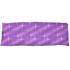 Many Stars, Lilac Body Pillow Cases (Dakimakura)
