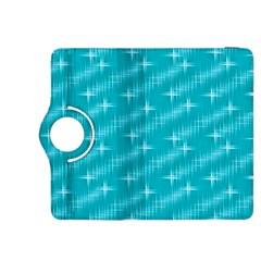Many Stars,aqua Kindle Fire Hdx 8 9  Flip 360 Case