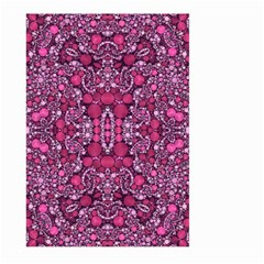 Crazy Beautiful Abstract  Large Garden Flag (Two Sides)