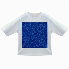 Sparkling Glitter Blue Infant/Toddler T-Shirts