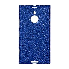 Sparkling Glitter Blue Nokia Lumia 1520