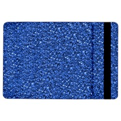 Sparkling Glitter Blue iPad Air 2 Flip