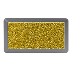 Sparkling Glitter Golden Memory Card Reader (mini)