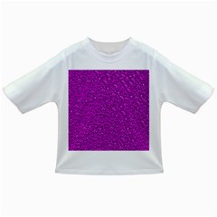 Sparkling Glitter Hot Pink Infant/Toddler T-Shirts