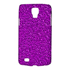 Sparkling Glitter Hot Pink Galaxy S4 Active