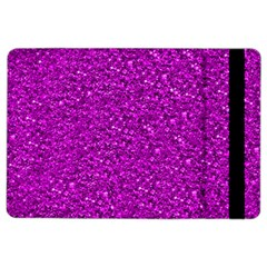 Sparkling Glitter Hot Pink iPad Air 2 Flip