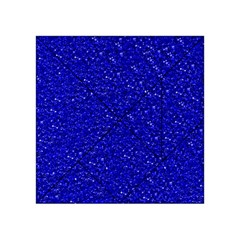 Sparkling Glitter Inky Blue Acrylic Tangram Puzzle (4  x 4 )