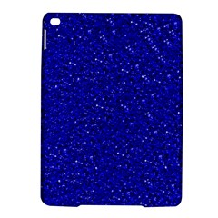 Sparkling Glitter Inky Blue iPad Air 2 Hardshell Cases