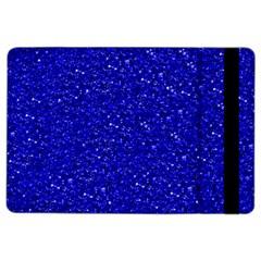 Sparkling Glitter Inky Blue iPad Air 2 Flip