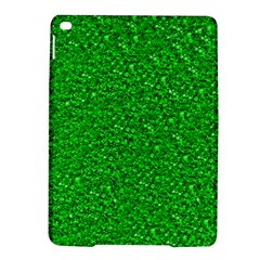 Sparkling Glitter Neon Green Ipad Air 2 Hardshell Cases