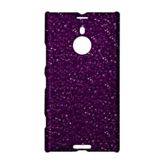Sparkling Glitter Plum Nokia Lumia 1520