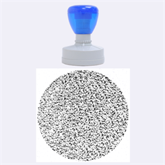 Sparkling Glitter Terra Rubber Round Stamps (Large)