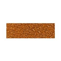 Sparkling Glitter Terra Satin Scarf (Oblong)