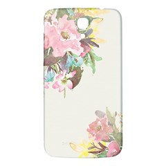 Vintage Watercolor Floral Samsung Galaxy Mega I9200 Hardshell Back Case