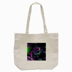 Fractal Dream Tote Bag (Cream)