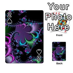 Fractal Dream Playing Cards 54 Designs