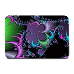 Fractal Dream Plate Mats