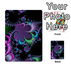 Fractal Dream Multi Purpose Cards (rectangle)