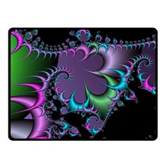 Fractal Dream Fleece Blanket (Small)