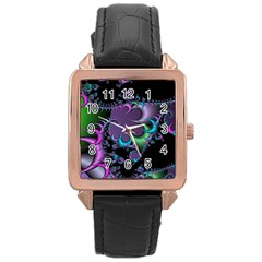 Fractal Dream Rose Gold Watches