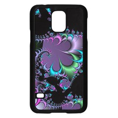 Fractal Dream Samsung Galaxy S5 Case (black)