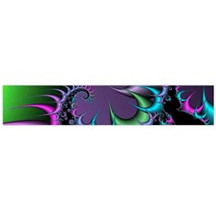 Fractal Dream Flano Scarf (large)