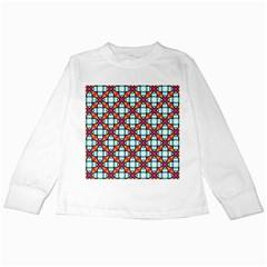 Pattern 1284 Kids Long Sleeve T-Shirts
