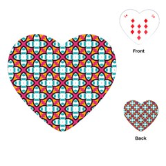 Pattern 1284 Playing Cards (heart)