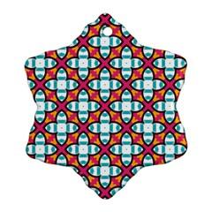 Pattern 1284 Ornament (Snowflake)