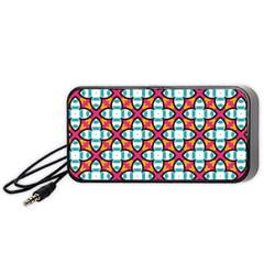 Pattern 1284 Portable Speaker (Black)