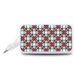 Pattern 1284 Portable Speaker (White)