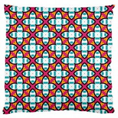 Pattern 1284 Large Flano Cushion Cases (one Side)