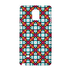 Pattern 1284 Samsung Galaxy Note 4 Hardshell Case