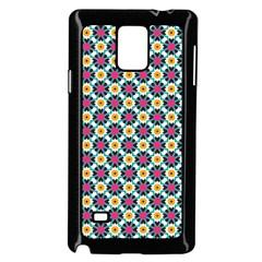 Pattern 1282 Samsung Galaxy Note 4 Case (black)